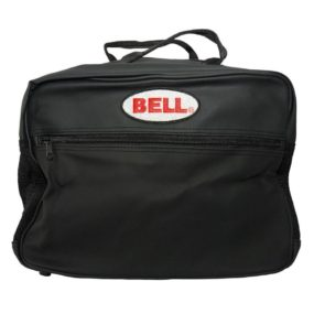 Bell - Helmet Bag Rubber/Leather