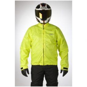 MC-Regnjakke - GC New Rain Jacket Fluo