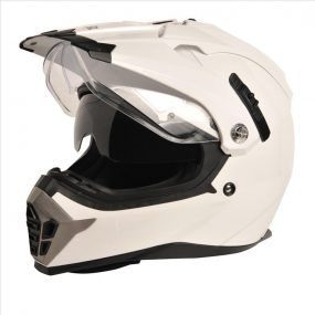 MC Cross hjelm - RXA Xroad Hvid