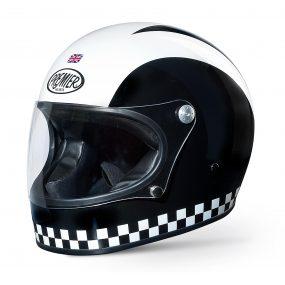 MC-hjelm fullface - Premier Trophy Retro