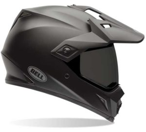 MC-Cross hjelm - Bell Moto MX9 Adventure Matsort