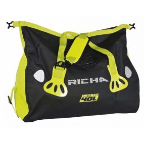 MC-Rygsæk - Richa H2O Shoulder Bag 40L Fluo