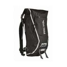 MC-Rygsæk - Richa H2O Back Pack 20L Sort