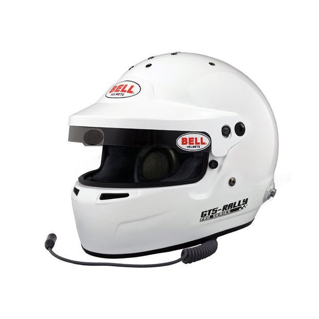 Bell GT5 Rally HANS