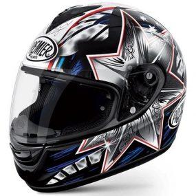 MC-hjelm fullface - Premier Monza B01