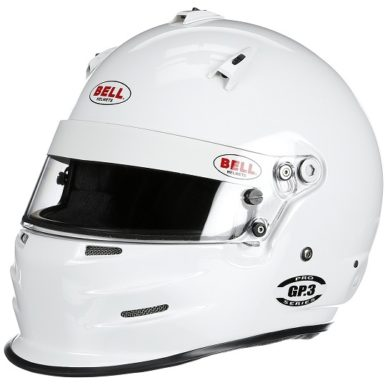 Bell GP3 Sport Hvid