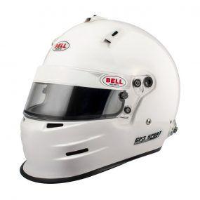 Bell GP3 Sport HANS Hvid