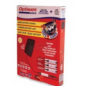 MC-Batterilader - Optimate Solar