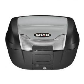 MC Top Bagageboks - Shad SH40 Sølv