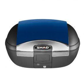 MC Top Bagageboks - Shad SH45 Blå
