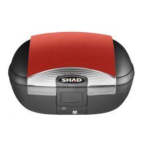 MC Top Bagageboks - Shad SH45 Rød