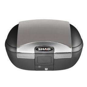 MC Top Bagageboks - Shad SH45 Sølv
