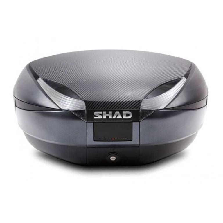 MC Top Bagageboks - Shad SH48 Carbon