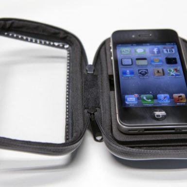 """MC smartphoneholder til styr - 4,3"""""""