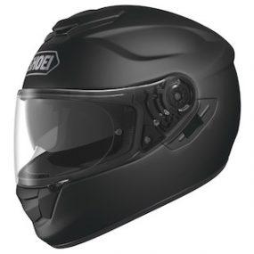 MC-hjelm fullface - Shoei GT-Air Matte Black