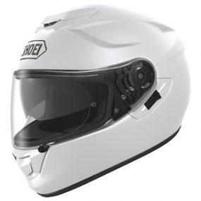 MC-hjelm fullface - Shoei GT-Air White