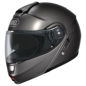 MC Flip Up hjelm - Shoei Neotec Anthracite Metallic
