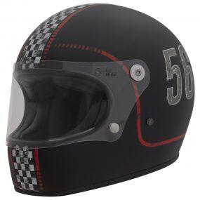MC-hjelm fullface - Premier Trophy FL9 BM