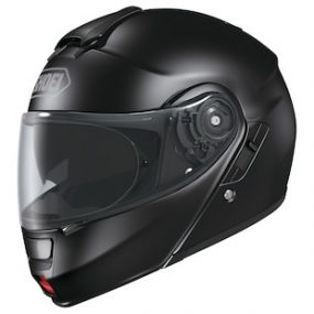 MC Flip Up hjelm - Shoei Neotec Black