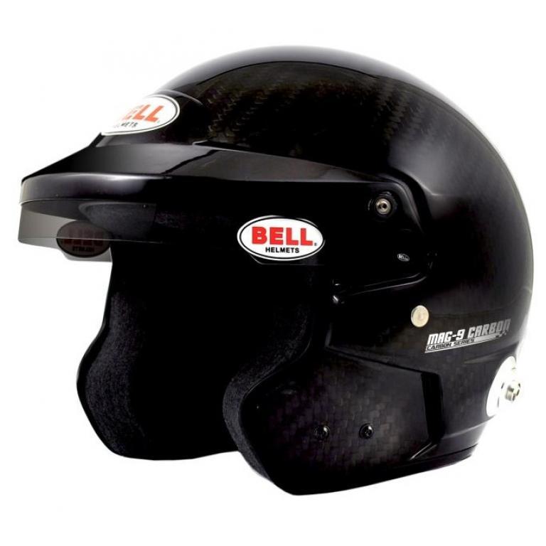 Bell MAG 9 Carbon HANS