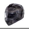 MC-hjelm fullface – Premier Devil Carbon